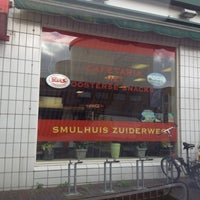 Photo taken at Smulhuis Zuiderweg by André V. on 6/25/2012