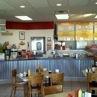 Photo taken at Hometown Classic American Eats by Wayne K. on 3/10/2012