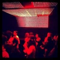 Photo taken at Slow Barcelona Cocktails & Boîte by Michele Z. on 4/7/2012