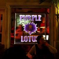 Photo taken at Purple Lotus by Chris N. on 5/4/2012