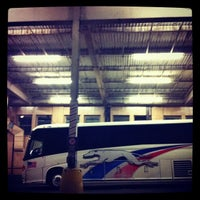 Photo taken at Greyhound Bus Lines by Jonathan I. on 3/17/2012