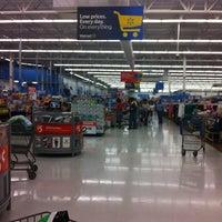 Photo taken at Walmart Supercenter by Sam Nicole on 7/21/2012