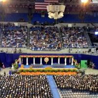 Photo taken at University of Florida by Natalie L. on 5/4/2013