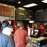 Photo taken at Urban Bar-B-Que- by Sherman O. on 7/13/2014
