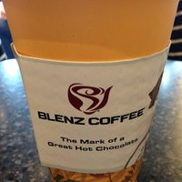 Photo taken at Blenz Coffee by Angelo M. on 8/26/2013