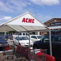 Photo taken at ACME Markets by Michael H. on 8/21/2015