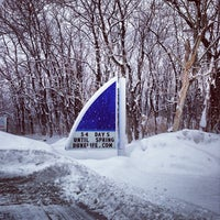 Photo taken at Portage/Ogden Dunes Southshore Stop by Dion on 2/1/2014