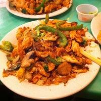 Photo taken at Sakura Seafood Buffet by Cristina L. on 1/21/2013
