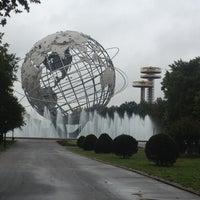 Photo taken at World's Fair Marina by Rob M. on 11/10/2012