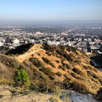 Photo taken at Runyon Canyon Park by Jeff H. on 5/11/2013