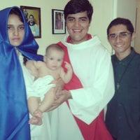 Photo taken at Igreja Matriz Nossa Senhora dos Aflitos by Wesley L. on 12/25/2013