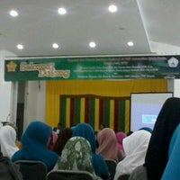 Photo taken at Auditorium FKIP UNSYIAH by Unny E. on 4/4/2013