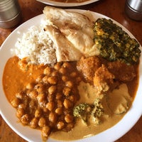 Photo taken at Seva Indian Cuisine by Kevin R. on 3/8/2015