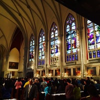 Photo taken at St. Mary Gate Of Heaven Church by Michael H. on 4/20/2014