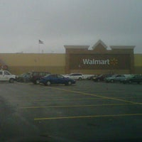 Photo taken at Walmart Supercenter by Betsy S. on 10/30/2012