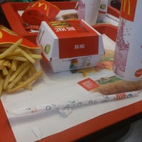 Photo taken at McDonald's by Alise G. on 2/28/2013