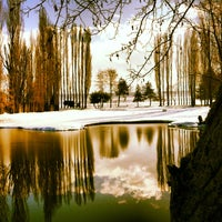 Photo taken at Cento Golf Club by Federico D. on 2/24/2013