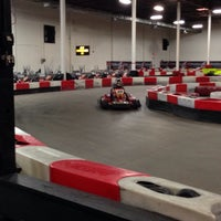 Photo taken at K1 Speed Phoenix by Brian F. on 5/23/2014