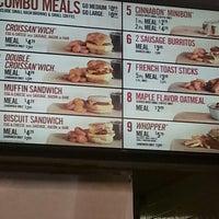 Photo taken at Burger King by Jr C. on 4/25/2014
