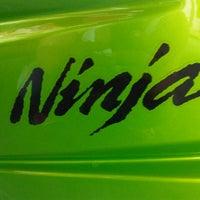 Photo taken at Cucian motor depan pom bensin pelita by Candy G. on 12/24/2012