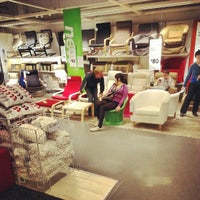 Photo taken at IKEA by Stoff R. on 9/29/2012