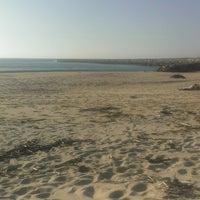 Photo taken at Praia De Maceda by Wichy W. on 9/26/2014