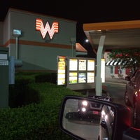 Photo taken at Whataburger by Richard A. on 4/13/2014