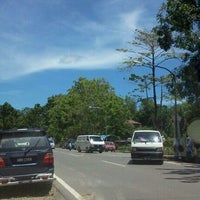 Photo taken at SMK LAWAS, LAWAS by Esther Jee on 5/3/2013