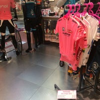 Photo taken at Gazzetta Store by Veronika B. on 5/19/2016