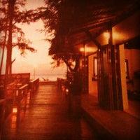 Photo taken at Haadson Resort Phang Nga by Saowarat B. on 11/2/2012