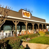 Photo taken at Cracker Barrel Old Country Store by Faith H. on 3/15/2013