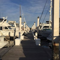 Photo taken at St Johns Yacht Harbor by Danika L. on 1/30/2016