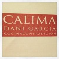 Photo taken at Restaurante Calima by Jaime V. on 8/6/2013