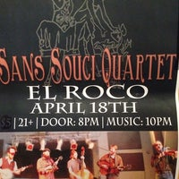 Photo taken at El Roco Bar & Grill by Linzo N. on 4/19/2014