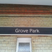 Photo taken at Grove Park Railway Station (GRP) by Earle on 11/3/2012