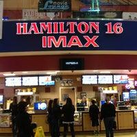 Photo taken at Goodrich Hamilton 16 IMAX + GDX by Jason R. on 1/20/2013