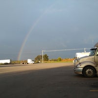 Photo taken at TravelCenters of America by Clint L. on 10/7/2013