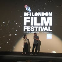 Photo taken at Curzon Mayfair Cinema by Alison P. on 10/13/2016