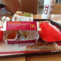 Photo taken at McDonald's by Derrick A. on 8/6/2014
