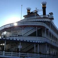Photo taken at Detroit Princess by Luis A. on 12/27/2012
