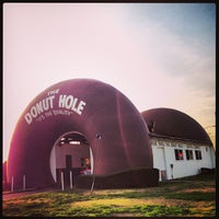 Photo taken at The Donut Hole by Whitney L. on 1/30/2013