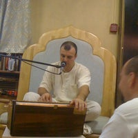 Photo taken at Храм Харе Кришна by Sasha H. on 6/26/2013