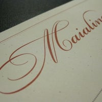 Photo taken at Maialino by Boon Y. on 12/12/2012