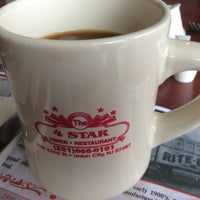Photo taken at Four Star Diner by Dan C. on 1/24/2015