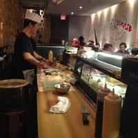 Photo taken at New Generation Sushi by Rovie J. on 11/2/2012