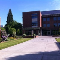 Photo taken at Willamette University by Melissa on 5/11/2013