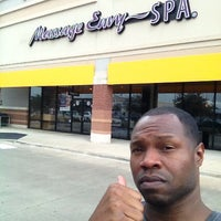 Photo taken at Massage Envy - Pearland by Larry B. on 9/16/2014