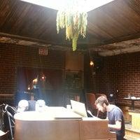 Photo taken at Manhattan Inn by Kelley H. on 4/13/2013