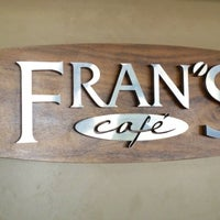 Photo taken at Fran's Café by Fúlvio M. on 11/1/2012