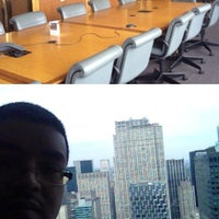 Photo taken at Cooley LLP by james l. on 10/19/2013